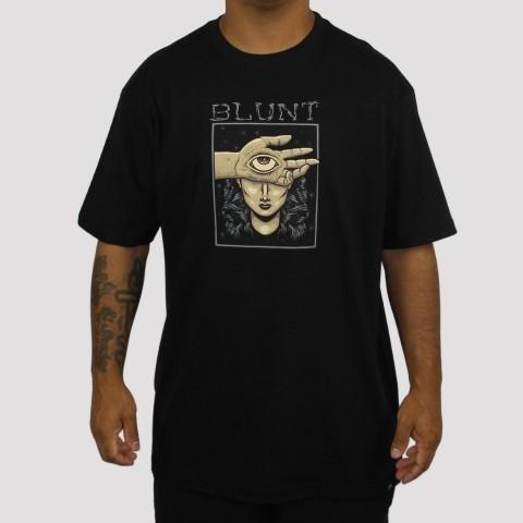 Camiseta Blunt Eye - Preta