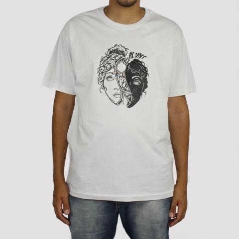 Camiseta Blunt Face - Branco