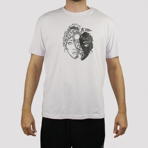 Camiseta Blunt Face - Lilás