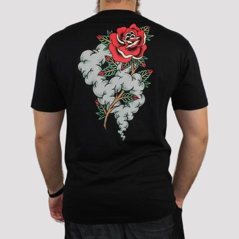 Camiseta Blunt Fume - Preto