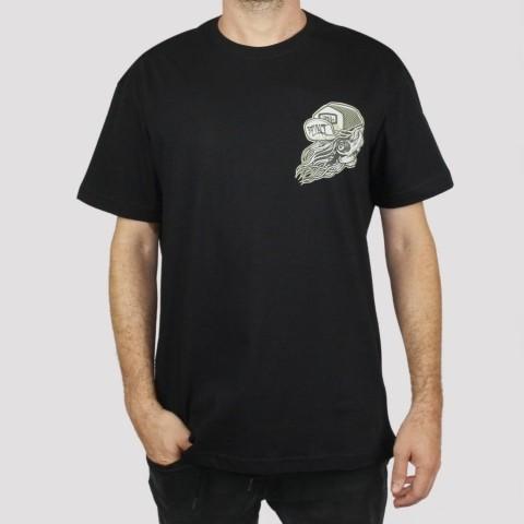 Camiseta Blunt Ghost - Preto