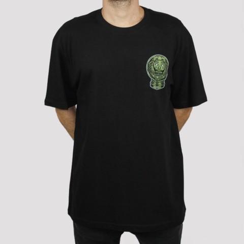 Camiseta Blunt Globe - Preto