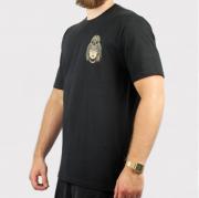 Camiseta Blunt Gothic - Preta