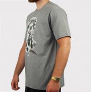 Camiseta Blunt Greek Sculpture Cinza Mescla