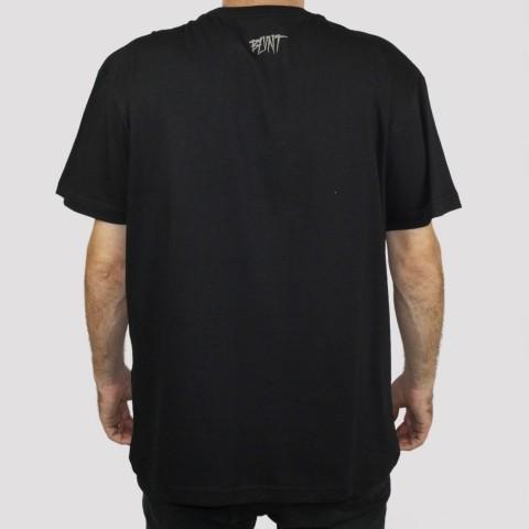 Camiseta Blunt Hand - Preto