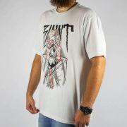 Camiseta Blunt HandSkull Branca