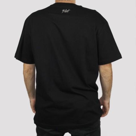 Camiseta Blunt Home - Preto