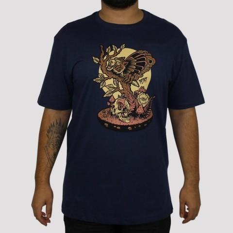 Camiseta Blunt Hybrid -  Azul Marinho