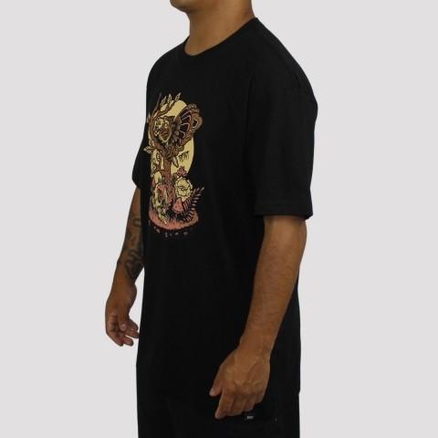 Camiseta Blunt Hybrid - Preta