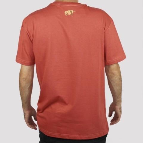 Camiseta Blunt Hybrid - Vermelho