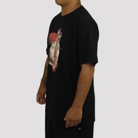 Camiseta Blunt Inner - Preta