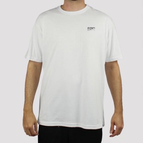 Camiseta Blunt Institucinal - Branco