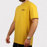Camiseta Blunt Institucional - Mostarda