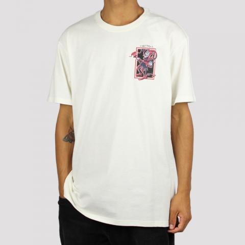 Camiseta Blunt Joker - Off White