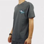 Camiseta Blunt Kind Mescla - Chumbo