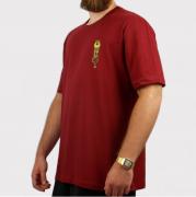 Camiseta Blunt Knifeye Vinho