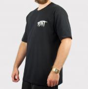 Camiseta Blunt Logo - Preto (Tamanho especial)