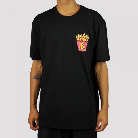 Camiseta Blunt Lunch - Preto