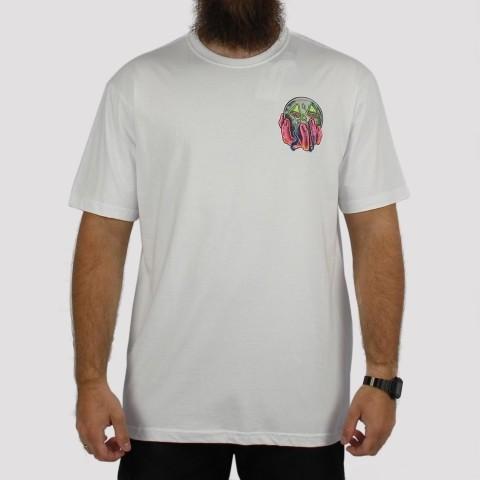 Camiseta Blunt Mage - Branca