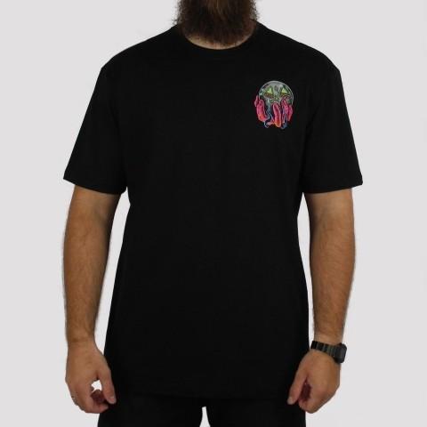 Camiseta Blunt Mage - Preta