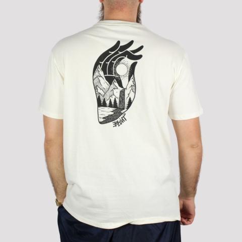 Camiseta Blunt Mudra - Off White