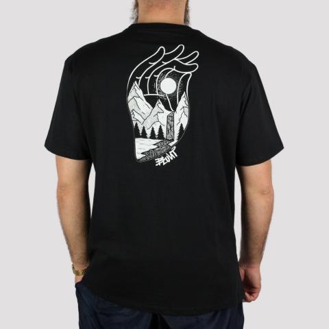 Camiseta Blunt Mudra - Preto