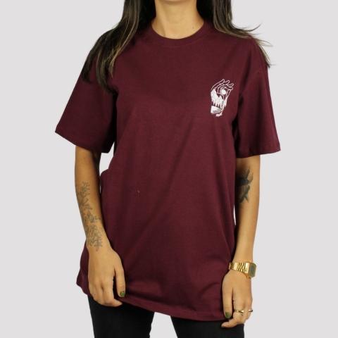 Camiseta Blunt Mudra - Vinho
