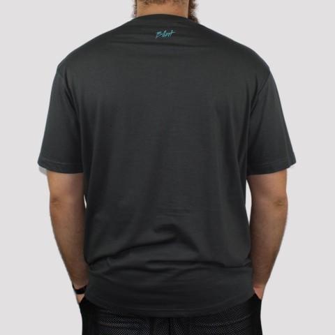 Camiseta Blunt Mystic - Chumbo