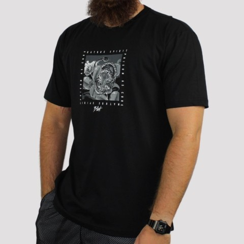 Camiseta Blunt Nature - Preto