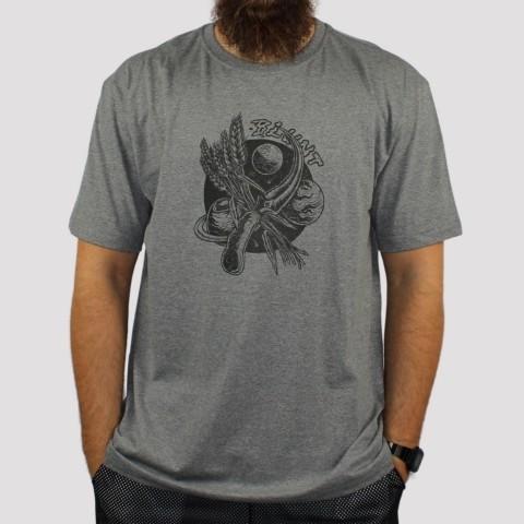 Camiseta Blunt Planets - Mescla Preto