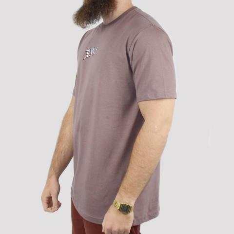 Camiseta Blunt R.I.P Medusa - Roxo