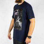 Camiseta Blunt Rest In Place Azul Marinho