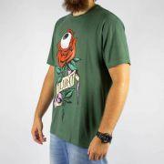 Camiseta Blunt Roses Of Eyes Verde