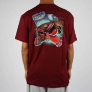 Camiseta Blunt Skate Old Skull Magoo