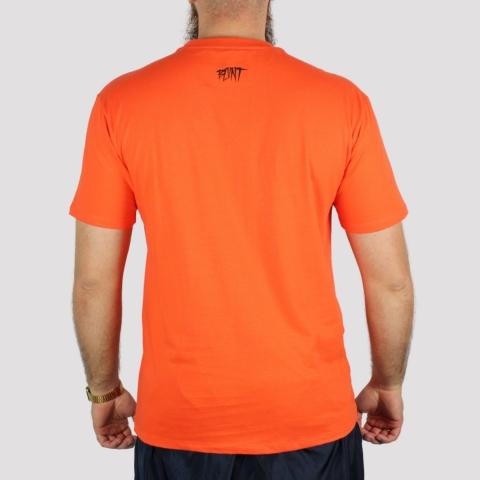 Camiseta Blunt Skateye - Laranja
