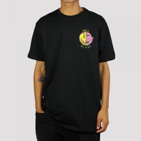Camiseta Blunt Smile II - Preto