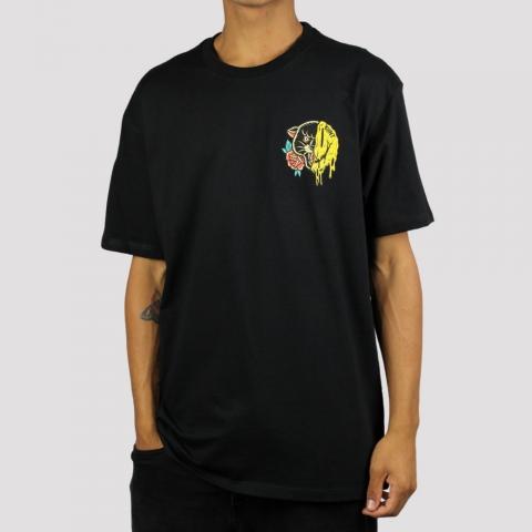 Camiseta Blunt Smile - Preto