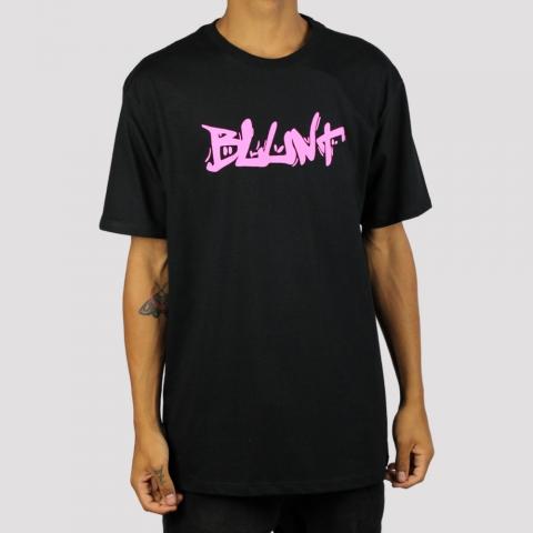 Camiseta Blunt Tag - Preto