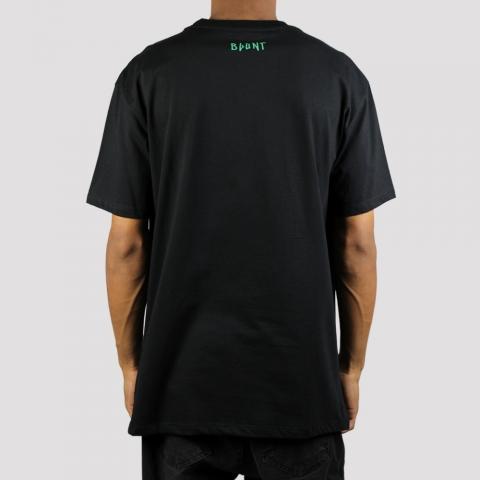 Camiseta Blunt Tape (Tamanho Extra)  - Preto