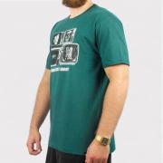 Camiseta Blunt Television - Verde