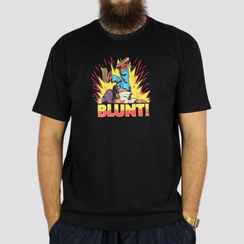Camiseta Blunt Topple - Preto