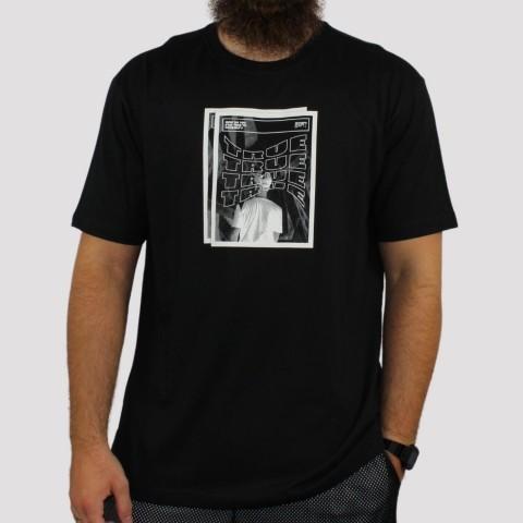 Camiseta Blunt True - Preto