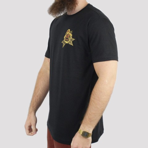 Camiseta Blunt Wild Side - Preto