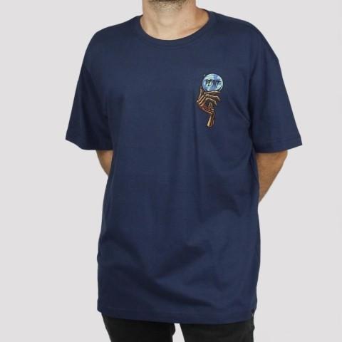Camiseta Blunt World - Marinho