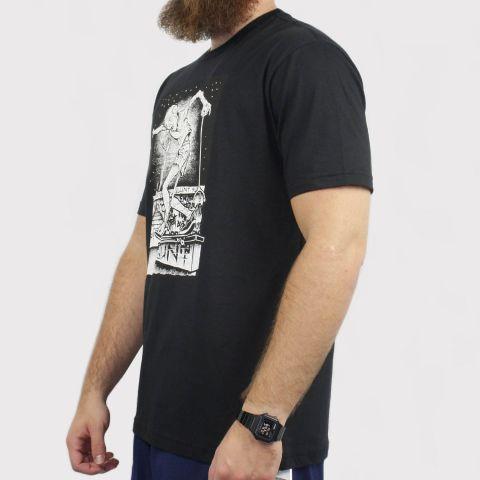Camiseta Blunt Youth - Preto/Branco