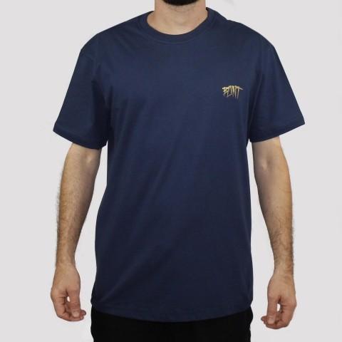 Camiseta Blunt Zombie - Azul Marinho