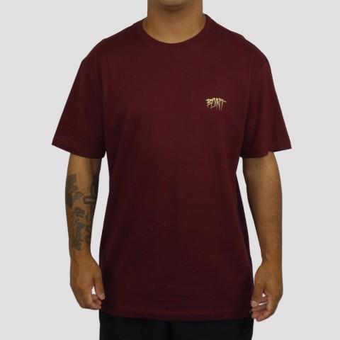 Camiseta Blunt Zombie - Vinho