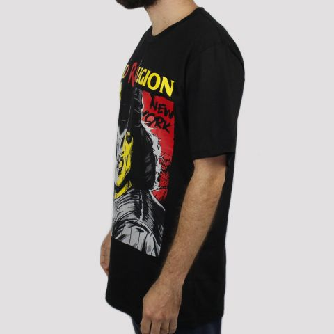 Camiseta Chemical Bad Religion - Preta