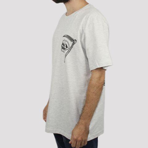 Camiseta Chemical Experience - Mescla Claro