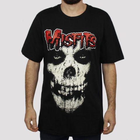 Camiseta Chemical Misfit - Preta